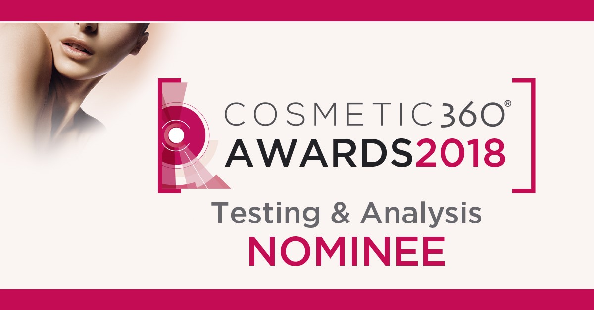 AOP nominated at COSMETIC360 for its innovative LUCS technology